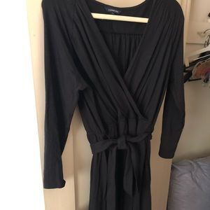 Lands End Knit Dress 14/16
